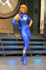 Dazzler Cosplay (fe505) Tags: new york comic jacob center con javits dazzler 2011 nycc