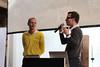 Daniel Gross & Joris Maltha at Design by Fire 2011 Conference