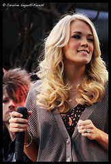 Carrie Underwood (Caroline Forest Images) Tags: music promotion oz live country performance australia brisbane qld queensland aus americanidol cdrelease carrieunderwood