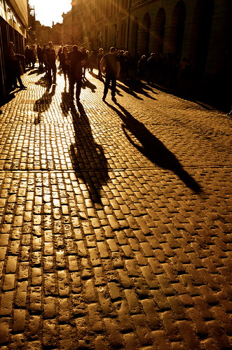 Shadows - London