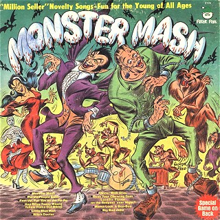 Peter Pan Monster Mash