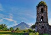 Philippines (now for sale on Getty Images) (Rex Montalban Photography) Tags: philippines bicol hdr cagsawaruins daraga legazpi albay mayonvolcano teampilipinas rexmontalbanphotography