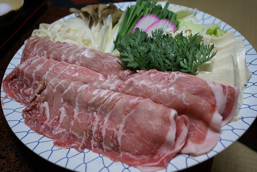 【牛肉より上?】 豚肉ですき焼き 【貧乏料理?】