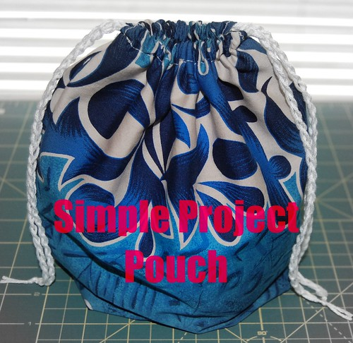 Simple Project Pouch