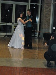 Linda & Casey's first dance