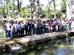 Watershed Short Course participants