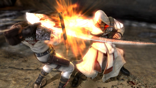 Soulcalibur V for PS3 - Ezio3
