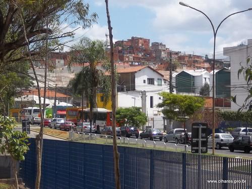 Vila Nova Jaguaré vista do C.E.U. Jaguaré by @profjoao