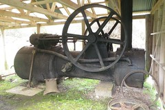 Mumms Mill Steam Engine