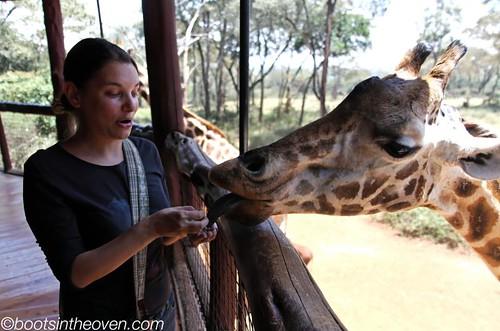 oooh!  Giraffe@