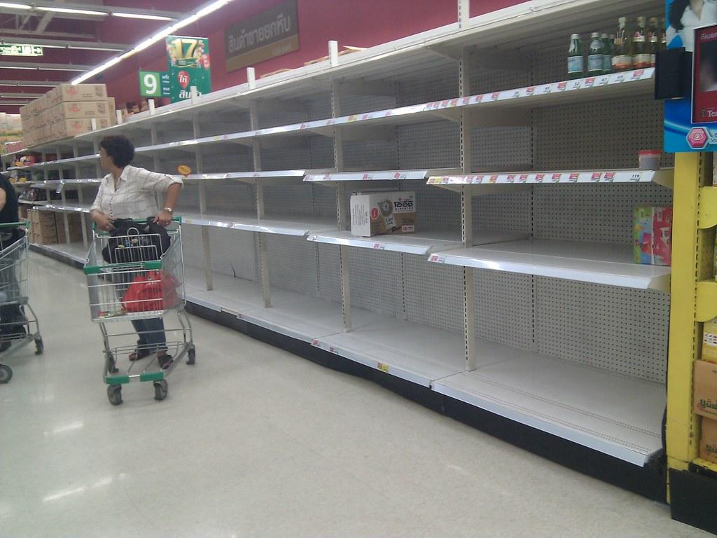 no water, no bear, no mama noodle