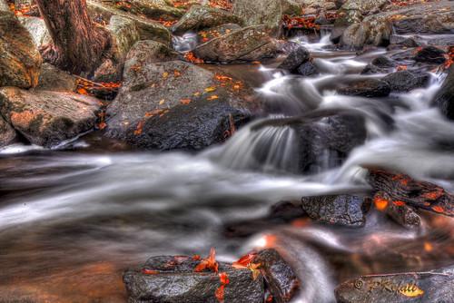 Hacklebarney State Park 3(HDR) by pkefali