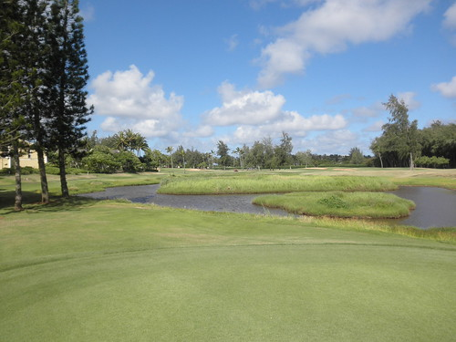 Turtle Bay Colf Course 126