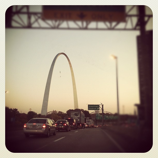 Hello, St Louis. #game7