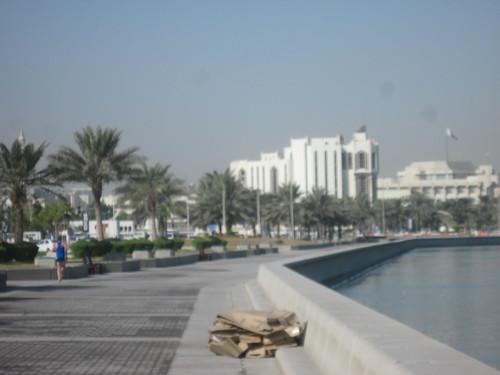 Al Corniche in Doha