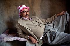 Yazidi hierarchy (Swiatoslaw Wojtkowiak) Tags: festival muslim islam faith iraq religion belief sufi sheikh fakir mesopotamia kurdistan irak kurdish lalish pir yazidi murid ezidi