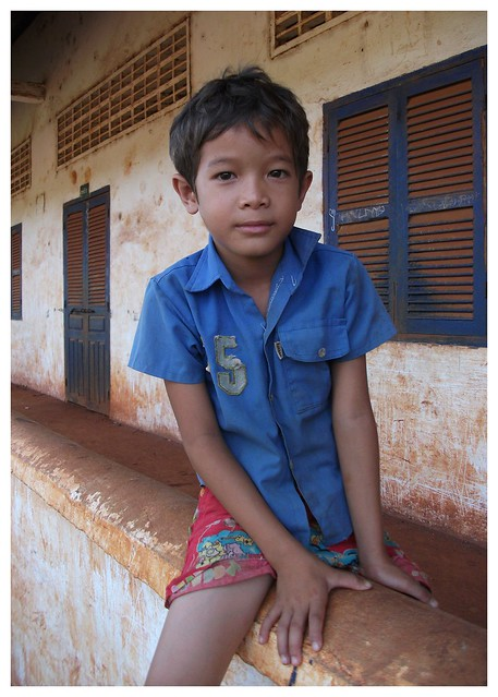 little boy blue in kampong cham