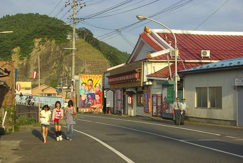2007年8月2日:本塩釜・陸前富山・石巻