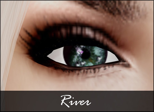 A:S:S Glimmer eyes, River. 10L Marketplace promo! by Photos Nikolaidis