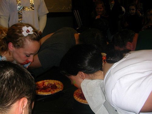 Oct 28 2011 Ruth Pie Eating Contest (3)