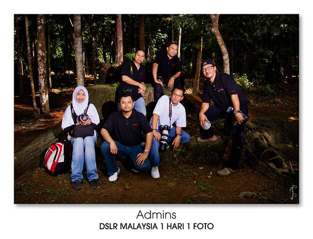 TEAM DSLRM Malaysia 1 Hari 1 Foto