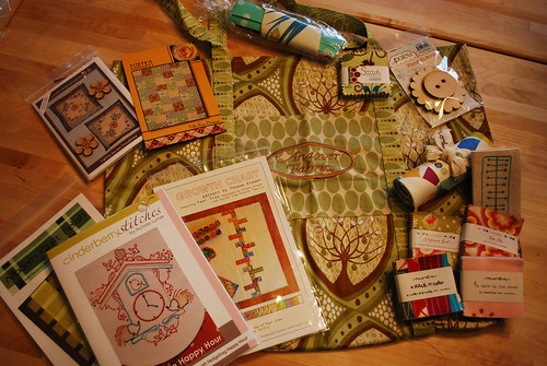 2011 Quilt Market - Misc Goodies