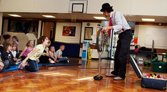 Circus_Skills Workshop at Brooklands School (6) (northyorksymaz) Tags: ian skipton mcmillian camerata selfa