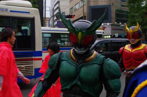 KAWASAKI HALLOWEEN 2011 Parade IMGP8609