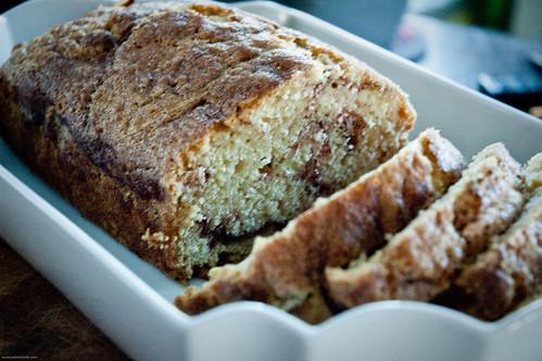 Cinnamon Sugar Bread