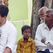Rahul Gandhi in village chaupal, Sant Ravidas Nagar (22)