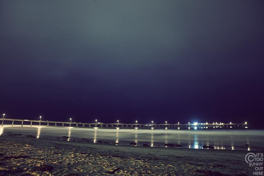 OB Pier, 09/29/2011
