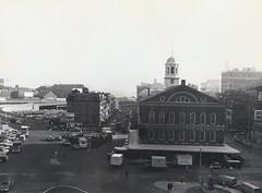 Faneuil Hall (Boston Landmarks/Archaeology) Tags: boston faneuilhall centralbusinessdistrict bostonphotos docksquare historicboston bostonlandmarkscommission