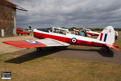 G-DHCC - WG321 - C1 0393 - Private - De Havilland DHC-1 Chipmunk 22 - Panshanger - 110522 - Steven Gray - IMG_3963
