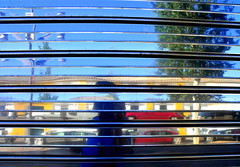 portrait (dmixo6) Tags: reflection lines spain dugg dmixo6
