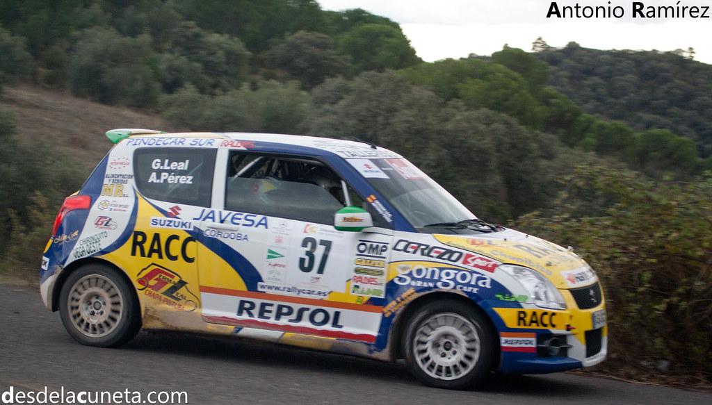 Mis fotos del XXIX Rallye Sierra Morena 2011 6318056837_6e6b022019_b