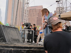 pic of concert snapped by Michael Ricks