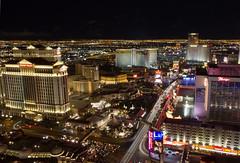 Las Vegas Strip Looking North