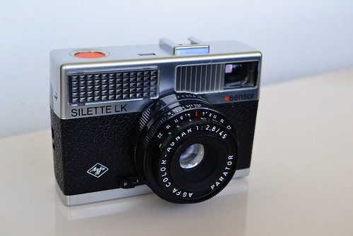 Agfa Silette LK Sensor (1969)