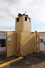 Marshall Land Systems Safebase® Armoured sangar