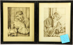 168. Willy Seiler Etchings