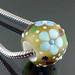 Charm bead : Oliva