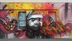 AWOL CREW FITROY (SLICER AWOL) Tags: fitzroy tags awol slicer deams adnate awolcrew