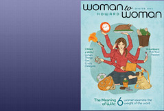 Cover to Woman to Woman Howard