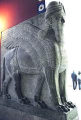2010-001-B575-A402 (andrea.sosio) Tags: berlin statue germany nikon sphynx pergamonmuseum pergamon babylonia d80
