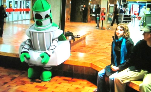Open Ceremonies of Hal-Con 2011 Sci-Fi Fantasy & Comic Convention