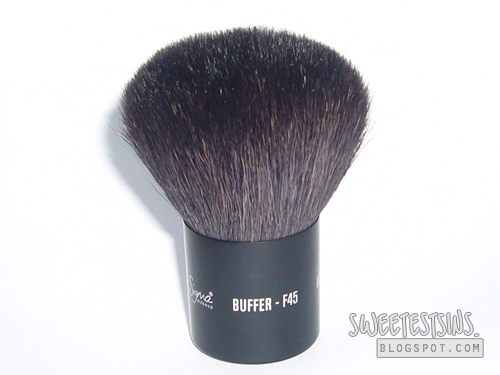 sigma f45 buffer brush