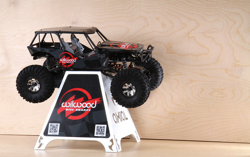Axial Wraith Wilwood Disk Brakes