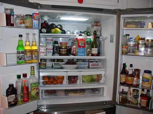 Refrigerator - after
