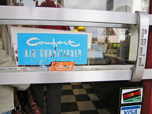 Comfort Air Conditioned By Coleman