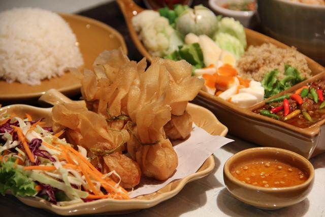 Thai Room Restaurant, Bangkok, Thailand
